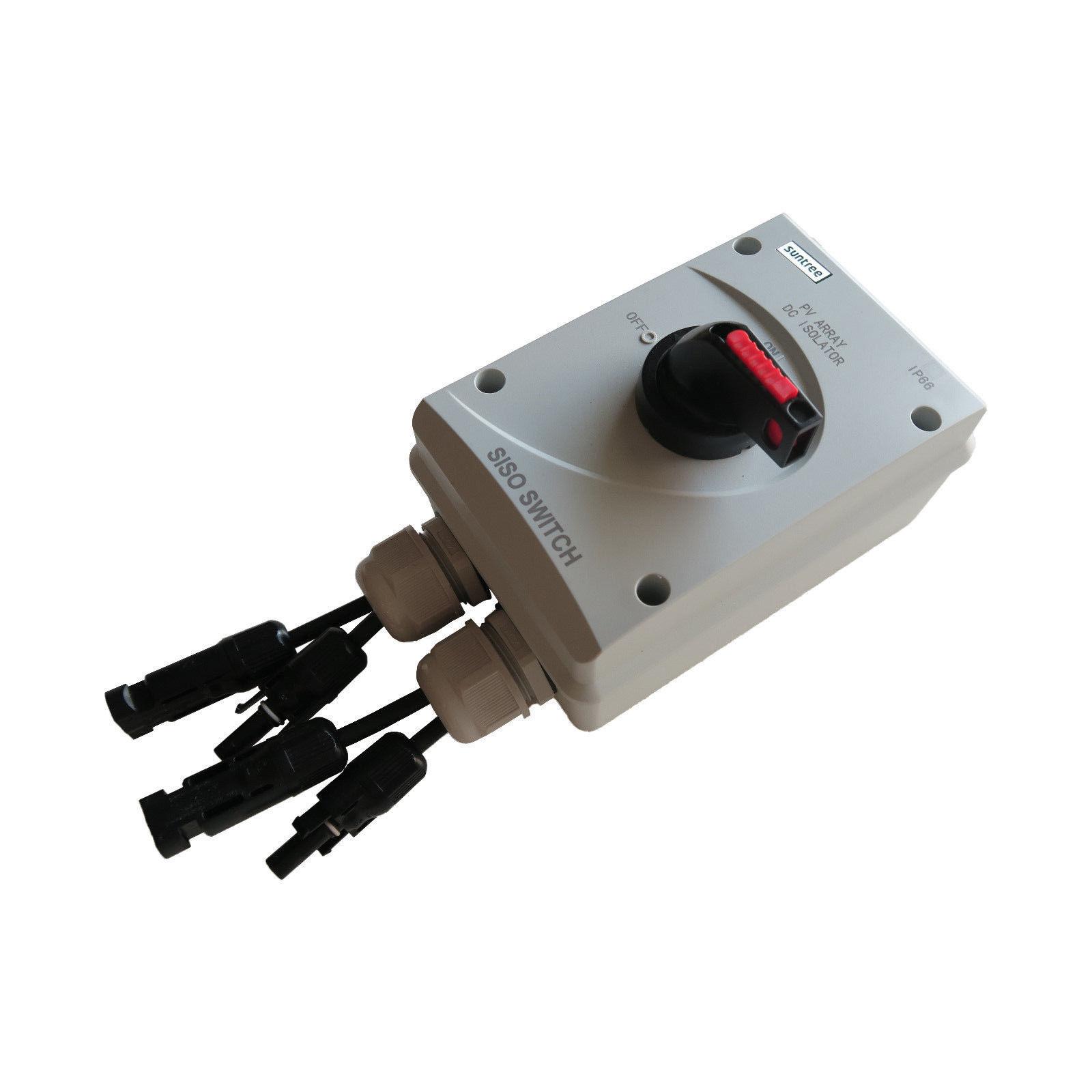 PV Switch / Schalter SISO-40